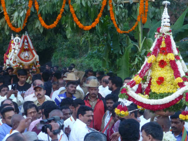 Traditional Madikeri Dasara Begins Today