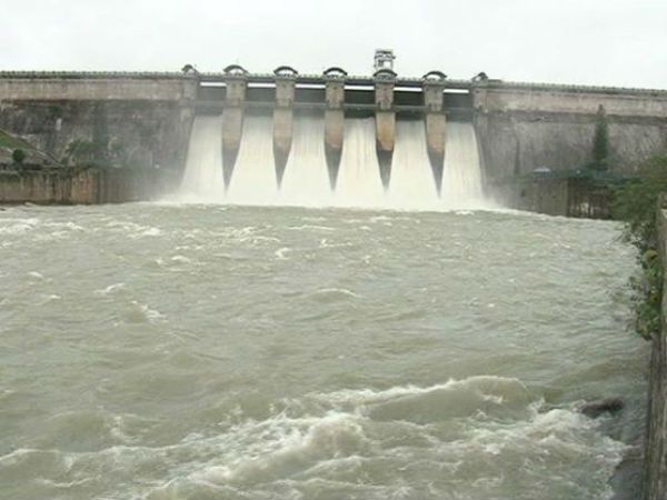 Karnataka Reservoir Levels Water Level Of Dams