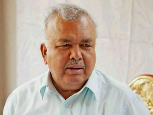 Bbmp Mayoral Polls Ramalinga Reddy Meets Hd Deve Gowda