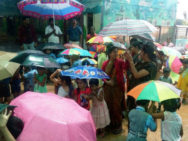 A Programme To Teach Lesson To Children About Monsoon
