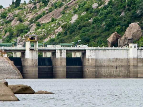 Thinking On Constructing Rope Way To The Manchanbele Reservoir Hc Balakrishna