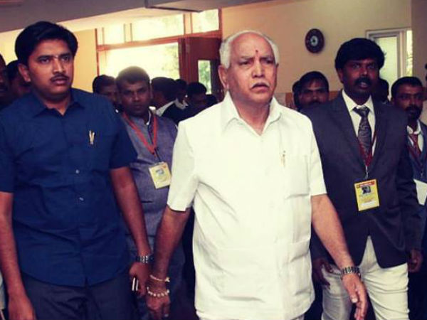 Eshwarappa Pa Kidnap Attempt Case Yeddyurappa Letter To Police