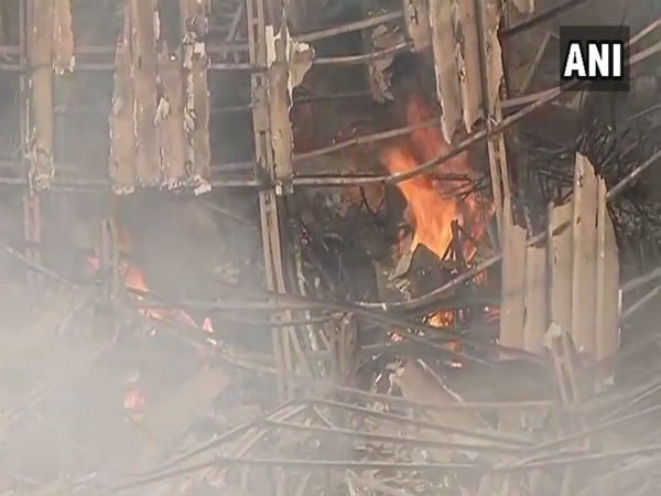 Fire At Mumbai S Rk Studio Six Fire Tenders Deployed