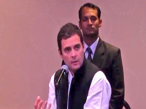 Rahul Invites Nris To Work With Congress