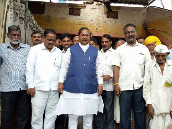 Siddaramaiah Using Veershaiva Lingayatissue Issue For Political Gains Eshwarappa