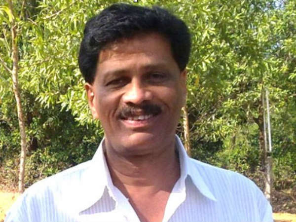 Siddaramaiah invites Halady Srinivas Shetty to Congress