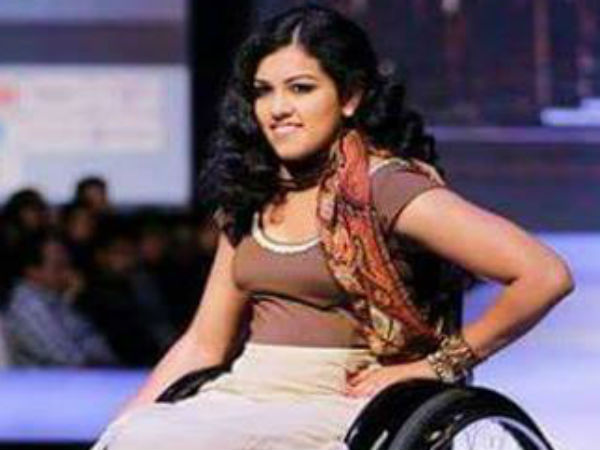 Bengaluru Dentist Who Is All Set To Represent India At Miss Wheelchair World 2017