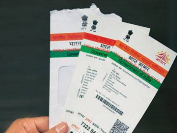 Can Aadhaar Be Linked With Bank Accounts Sc To Decide