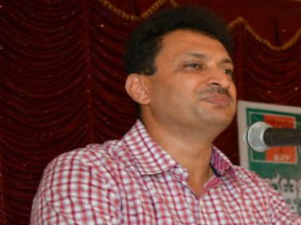 inister Ananth Kumar Hegde statement on media sparks controversy