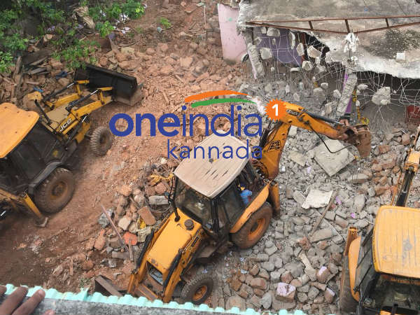 Goa Kannadigas Dreams Demolished At Baina Beach