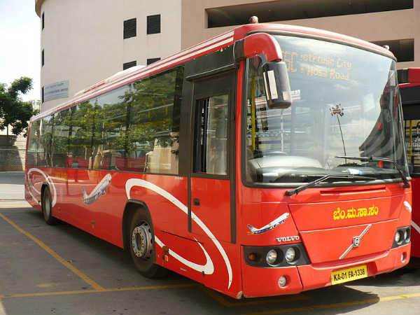 Airport Passengers Will Get Boarding Passes In Bmtc Bus