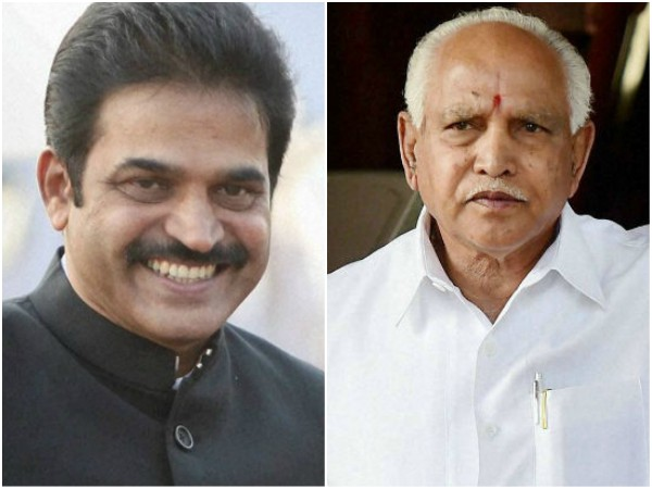 Open Debate On Corruption Yeddyurappa Counter Attack On Congress