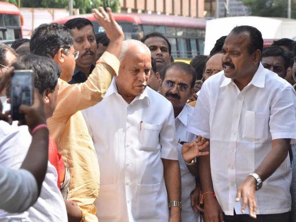 Bs Yeddyurappaa Set To Contest Karnataka Polls From North Karnataka