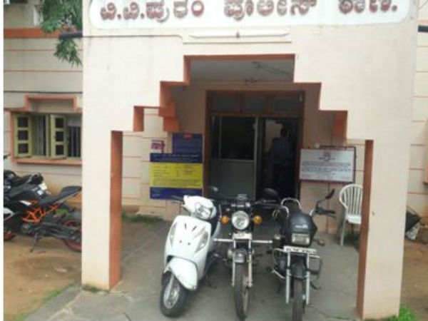 Mysuru Police Detained 2 Men In Connection With 2 Wheeler Thievery