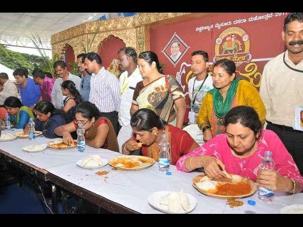 ಮೈಸೂರು ದಸರಾ: ಅತ್ತೆ-ಸೊಸೆಯರಿಗಾಗಿ ಖಾದ್ಯ ಸ್ಪರ್ಧೆ!