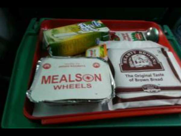 Not Satisfied With Your Meals On Trains Now Tablets Will Record Instant Feedback