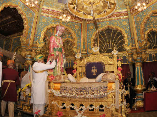Few Things To Know About Private Darbar Of Mysuru Palace