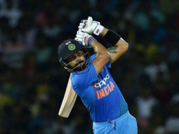 T20 Win Against Sri Lanka Team India Kohli Scripts Records