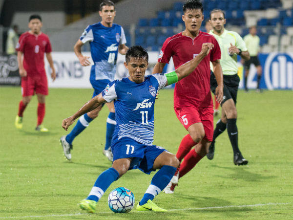 Bengaluru Fc Through To The Afc Cup Inter Zonal Final