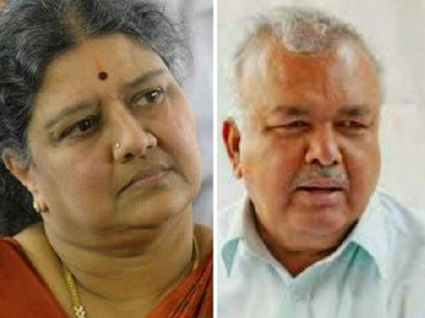 Ramalinga Reddy Meets Sasikala Natarajan In Parappana Agrahara Jail