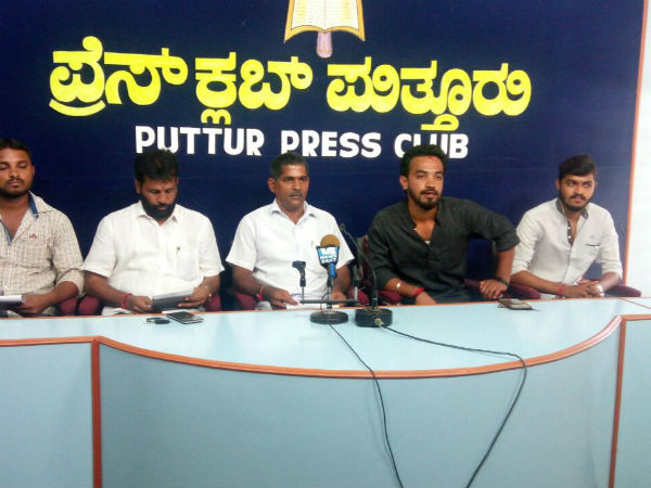 Hindu Organization Memebers Protest On Sept 15 Against Puttur Rural Police Station Si