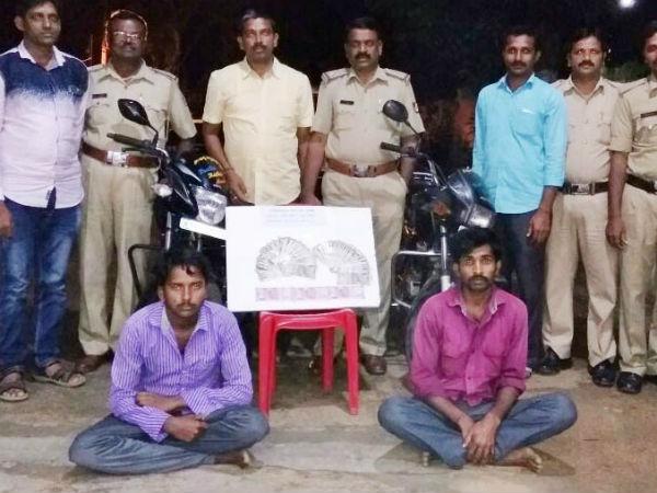 ಮೈಸೂರು: ಮನೆಗಳಿಗೆ ಕನ್ನ ಹಾಕುತ್ತಿದ್ದ ಖತರ್ನಾಕ್ ಕಳ್ಳರ ಬಂಧನ