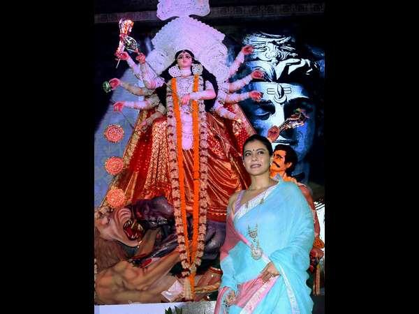 In Pictures India Celebrates Durga Puja Navaratri Festival