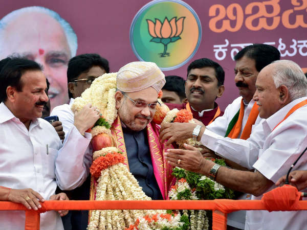 Is Amit Shah S Uttar Pradesh Strategy Works Out In Karnataka