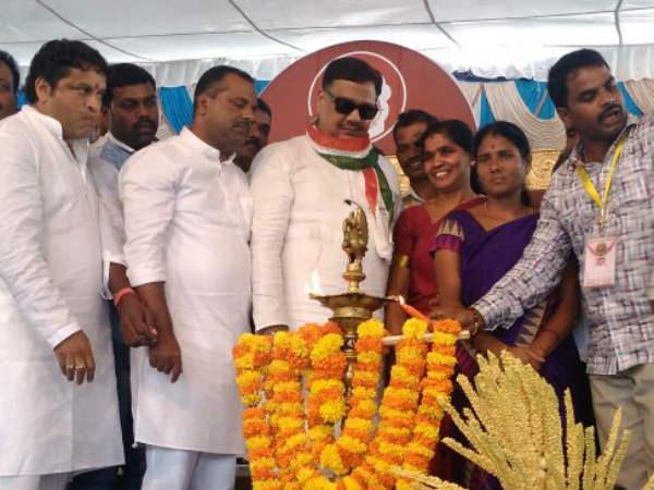 Minister Ut Khader Inaugurates Mysuru Dasra Food Festival