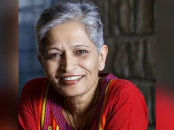 Gauri Lankesh Murder Case Offices Belong To Sanathana Samsthe Raided By Sit