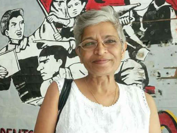 Scotland Police Officials Assisting Sit Team Solve Gauri Lankesh Murder Case