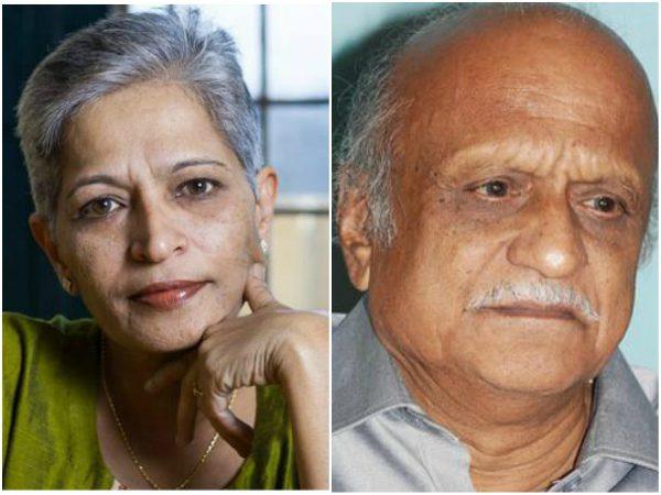 Same Pistol Killed Gauri Lankesh Kalburgi Ballistics
