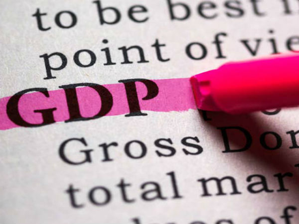 At Present The Gdp Does Not Seem To Increase