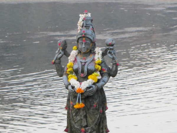 Kaveri Pushkaram At River Cauvery Srirangapatna