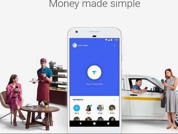 Google Launches Mobile Wallet Payments App Tez