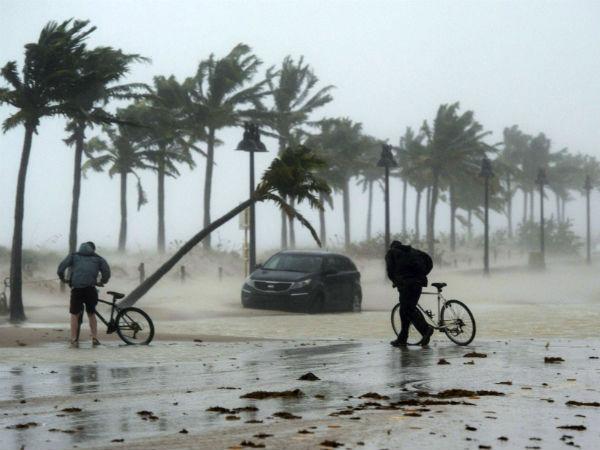 Florida Battered As Hurricane Irma Cause 2 Landfalls