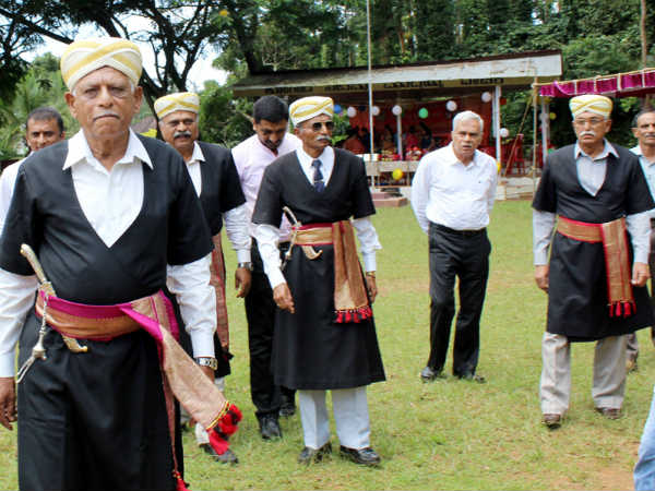 Bodinamme Celebrations In Madikeri