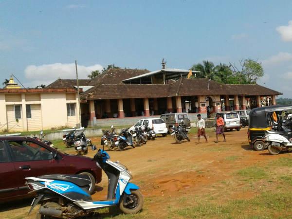 Robbery Takes Place At Bantwal Lakshmi Narasimha Temple