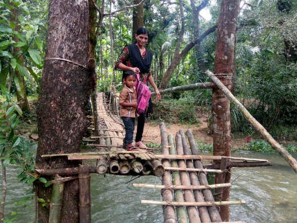 The Fairytale Village Of Dakshina Kannada Without Any Roads