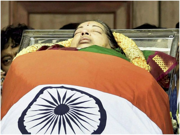 Jayalalithaa Death Mystery She Was Unconscious When Brought To The Hospital