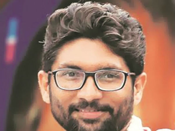 Modi is a bummer son to his mother: Jignesh Mewani