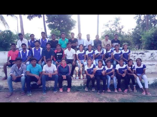 Hasan Agriculture University students secures 1st place in Volleyball and Chess in Inter-college sportas meet