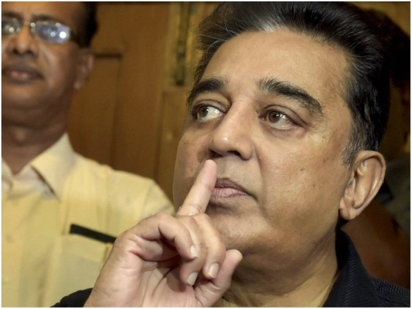 Kamal Haasan Wants To Be Chief Minister For People Of Tamil Nadu