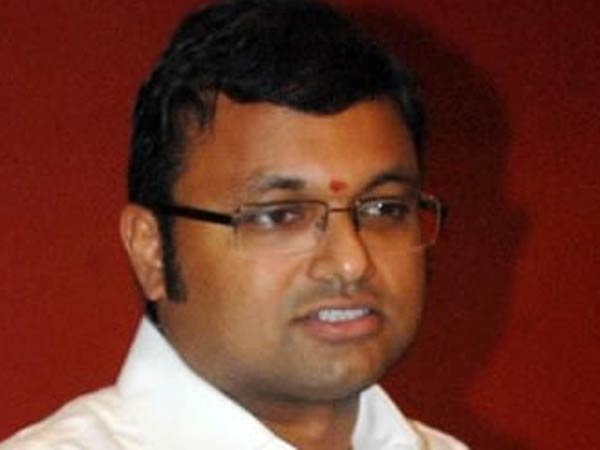 Ed Attaches Banks Accounts Fixed Deposits Of Karti Chidambaram In Aircel Maxis Case