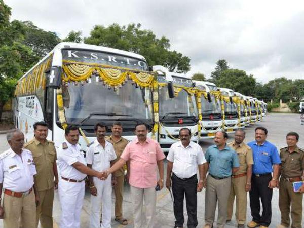 For Tourists Convenience Dasara Festival Ksrtc Decided Provide Special Buses For Mysuru