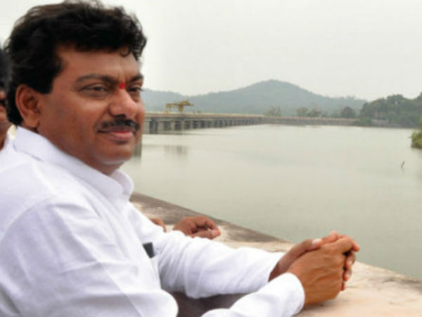 Govt Need Rs 1 Lakh Crore To Complete All Irrigation Projects Mb Patil