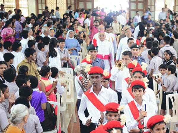 ಮಂಗಳೂರಿನ ಮಿಲಾಗ್ರಿಸ್ ಆಂಗ್ಲ ಮಾಧ್ಯಮ ಶಾಲೆಯಲ್ಲಿ CBSEಗೆ ಚಾಲನೆ