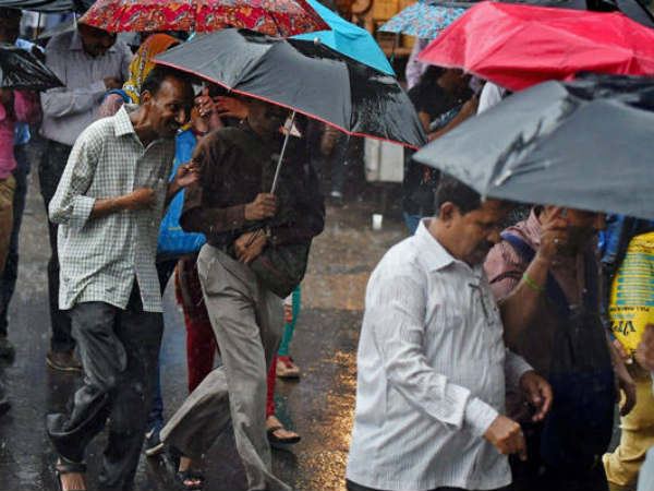 ಮುಂಬೈನಲ್ಲಿ ಮತ್ತೆ ಮಹಾ ಮಳೆ, ಬುಧವಾರ ಶಾಲೆ-ಕಾಲೇಜು ರಜಾ