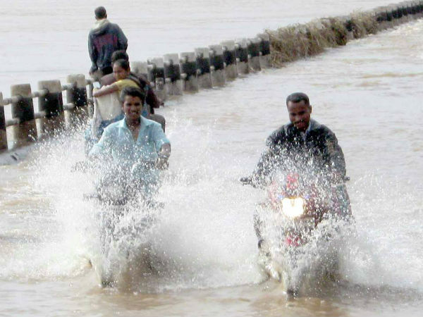 Flood Alert After Excess Water Is Released In Krishna River