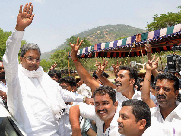 Why I Started Wearing Panche Siddaramaiah Explanation Leaders Wearing Panche